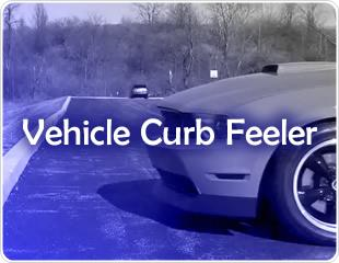 Vehicle Curb Feeler