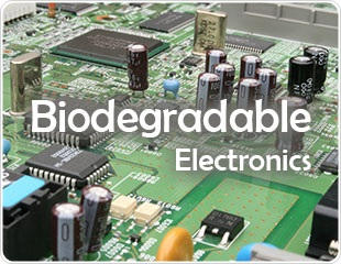 Biodegradable Electronics