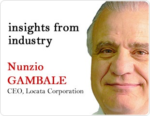 Outdoor/Indoor Positioning Technology: An Interview with Nunzio Gambale