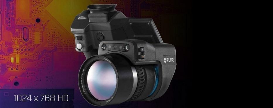 Free Webinar: The FLIR T1030sc High-Definition Thermal Imaging Camera